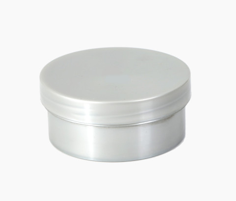 100ml-125ml Body Butter Jar with Cap (Polyprop)