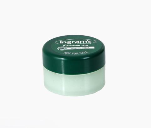 15ml Lip Balm Jar with cap (Polyprop)