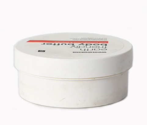 250ml  Body Butter Jar with cap (Polyprop)