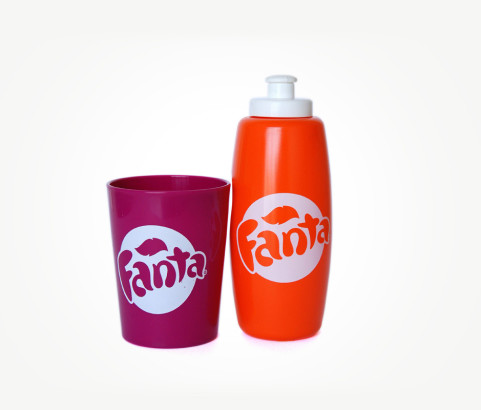 360ml Cup with 350ml Jemma Bottle
