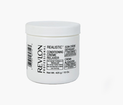 425g Revlon Jar with Screw On Cap (HDPE) - Exclusive