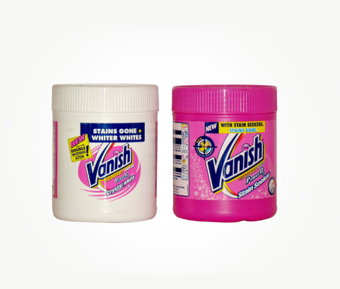 200g Vanish Jar with Screw on Lid (HDPE) – Exclusive