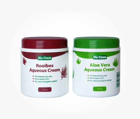 500ml Aqueous Cream Jr and Cap