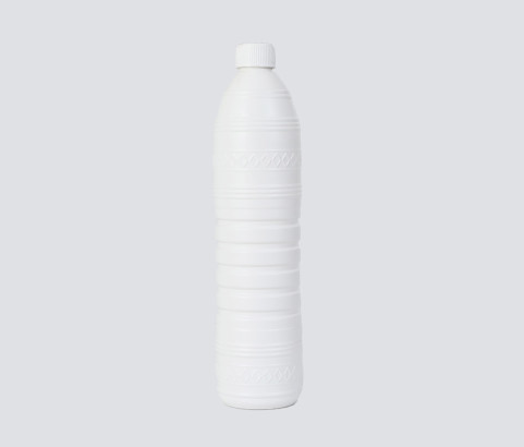 750ml Bleach Bottle with Screw on Cap (HDPE)