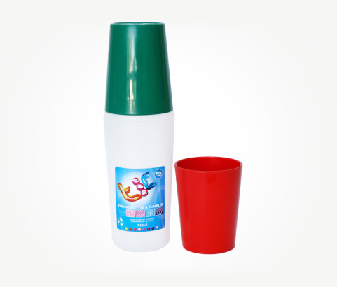750ml Bottle and Tumbler Combo