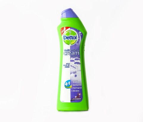 750ml Dettol Multi Surface Cleaner with Custom Fip Top Cap (HDPE) - Exclusive