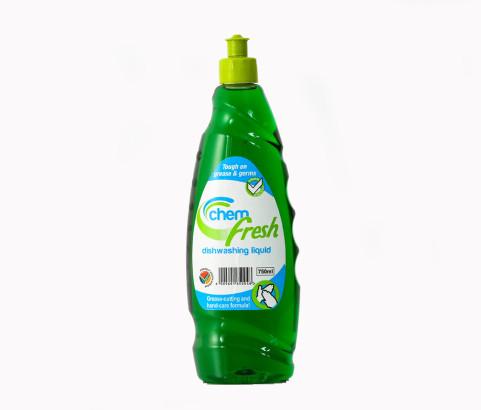 750ml Finger Grip Bottle with Push Pull Cap (PET)