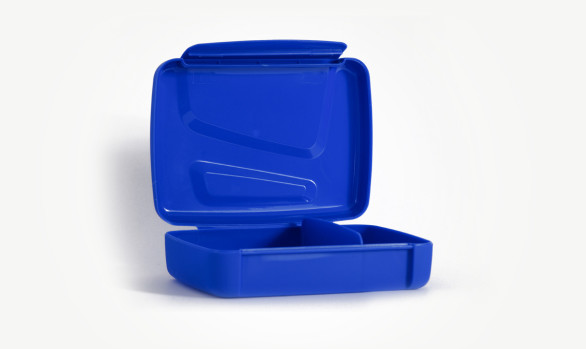 Large Lunch Box with Divider - Exclusive