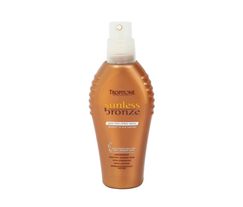 150ml Tropitone Sunless Bronze Bottle (HDPE) - Exclusive