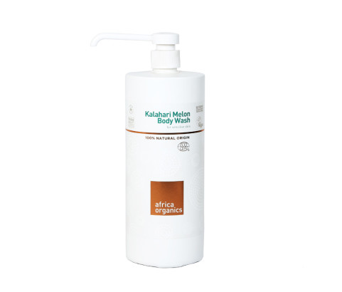 1L Africa Organics Bottle (HDPE)