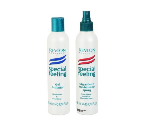 250ml Revlon Special Feeling Bottle (HDPE)