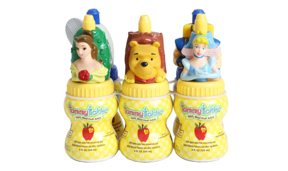 120ml Tummy Tickle Juice Bottle (HDPE) - Exclusive