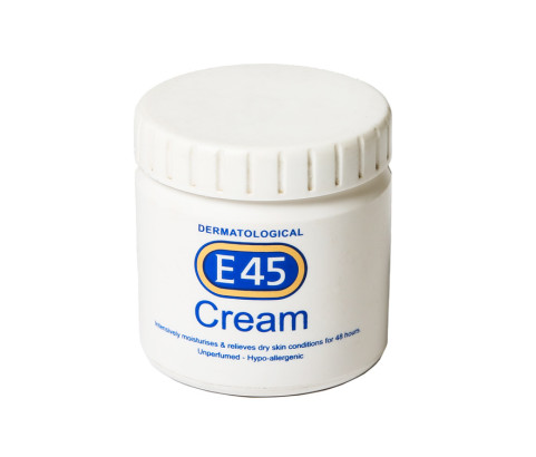 250ml E45 Lotion Jar (HDPE) - Exclusive