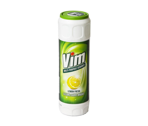 500g Vim Multi Purpose Scourer Bottle (HDPE) - Exclusive