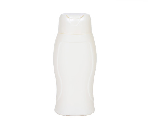250ml Smooth Bottle with Flip Top Cap (HDPE)