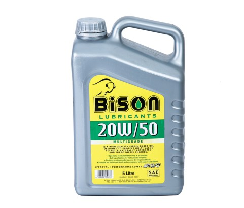 5L Bison Bottle with Custom Ratchet Cap (HDPE)  Exclusive