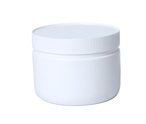 250ml Evox Jar with 85mm Screw on Cap (HDPE)