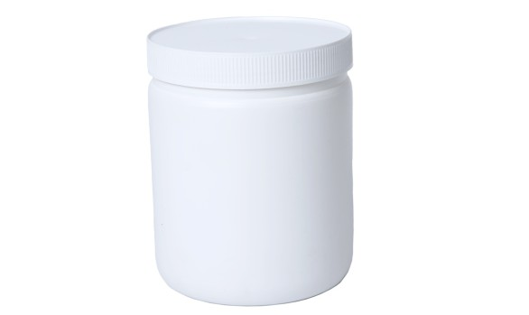 1L Cipla Jar with 120mm Screw on Cap (HDPE)   Exclusive