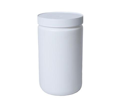 2.4L Mass Jar with120mm Screw on Cap (HDPE)