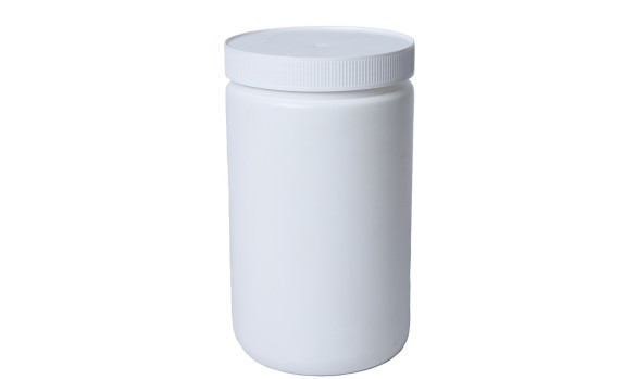 2.4L Mass Jar with120mm Screw on Cap (HDPE)