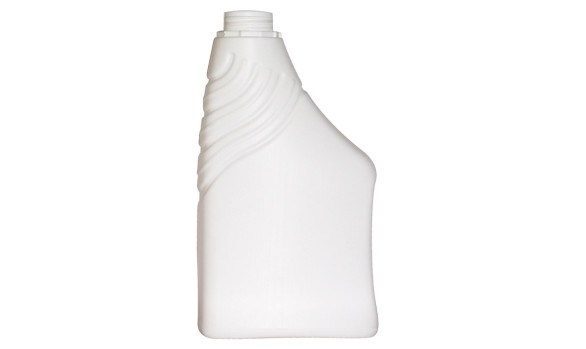 1L Quartz Meister Bottle with 38mm Ratchet Cap HDPE