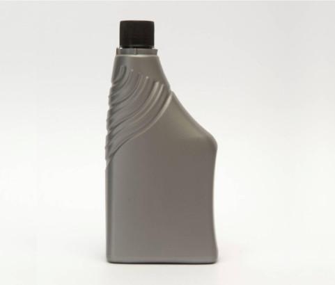 500ml Quartz Meister Bottle with 28mm Ratchet Cap HDPE