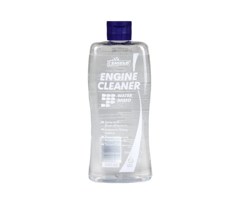 500ml Engine Cleaner Bottle (PET)  Exclusive