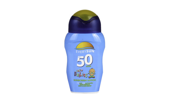 125ml Everysun Lotion Bottle (HDPE)   Exclusive