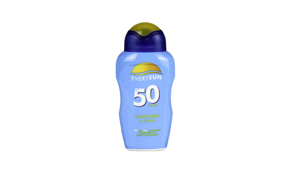 250ml Everysun Lotion Bottle (HDPE)   Exclusive
