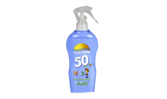 250ml Everysun Spray Bottle (HDPE)   Exclusive
