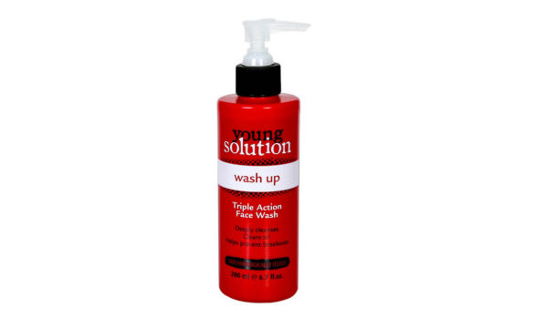 BODY CARE 200ml Young Solutions Bottle HDPE