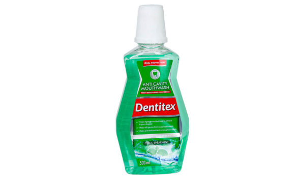 BODY CARE 500ml Dentitex Mouthwash Bottle PET Exclusive
