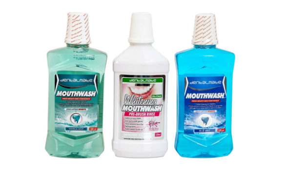 BODY CARE 500ml Dischem Mouthwash Bottles PET Exclusive