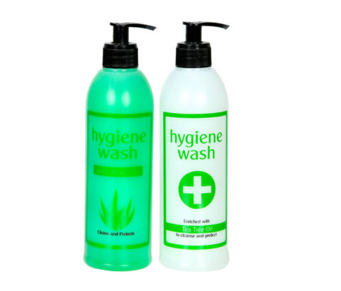 BODY CARE 500ml Hygiene Wash HDPE Exclusive