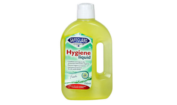 HOME CARE 750ml Safeguard Bottle HDPE Exclusive